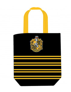 Sac Tote bag Harry Potter - Reversible Poufsouffle