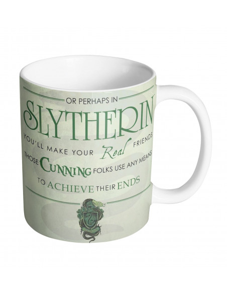 Mug Harry Potter - Sorting Hat Slytherin