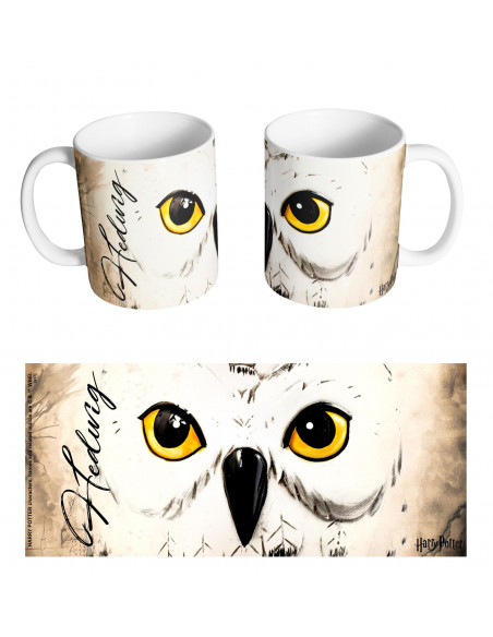 Mug Harry Potter - Hedwig