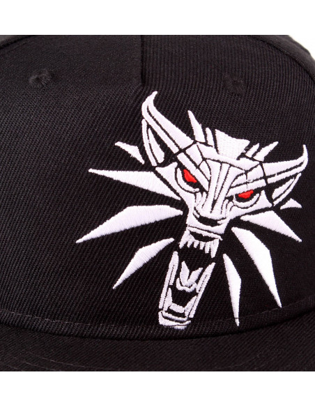 Casquette The Witcher 3 - Witcher Monsters