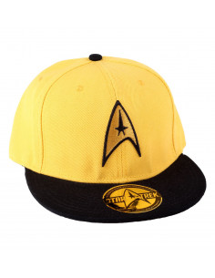 Casquette Star Trek - Yellow Logo