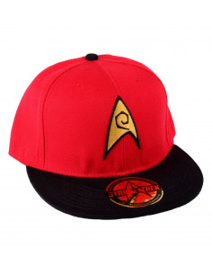 Casquette Star Trek - Red Logo
