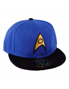 Casquette Star Trek - Blue Logo