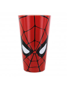 Verre Marvel - Spiderman Face