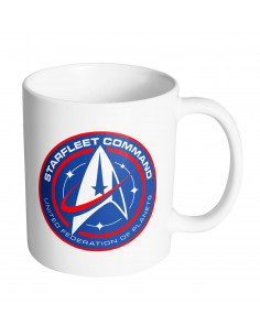 Mug Star Trek - Starfleet Command