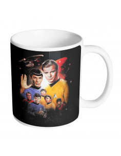 Mug Star Trek - Team Old School