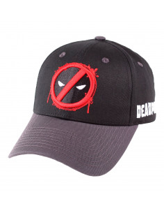 Casquette Deadpool Marvel - Forbidden Splash Head