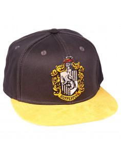Casquette Harry Potter - Hufflepuff School