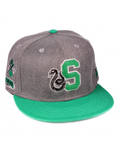 Casquette Harry Potter - Slytherin School Patchs