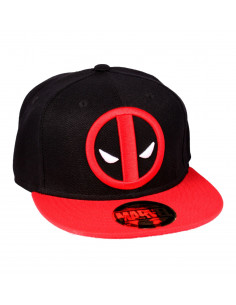 Deadpool Marvel Cap - Deadpool Logo