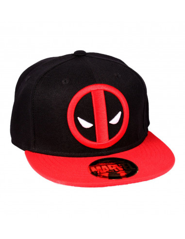Casquette Deadpool Marvel - Deadpool Logo