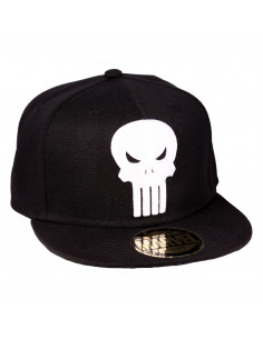 The Punisher Marvel Cap - Punisher Logo