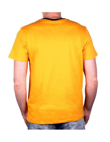 Tshirt homme Star Trek - Costume Kirk Yellow