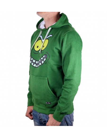 Rick and Morty Sweatshirt - Flip the Pickle