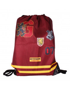 Sac de gym, piscine, plage Harry Potter - Gryffondor