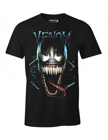Venom Marvel T-shirt - Dark Venom