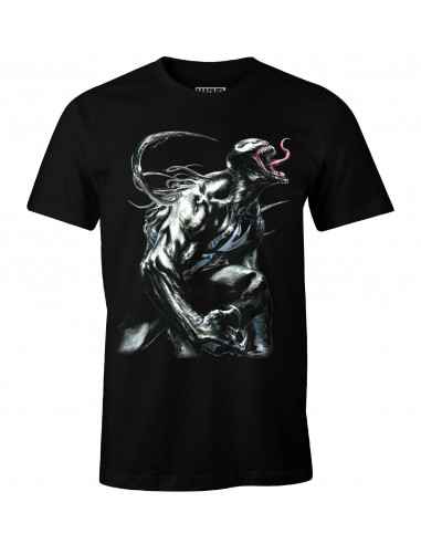 T-shirt Venom Marvel - Venom Dynamic