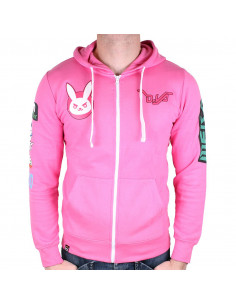 Overwatch Sweatshirt - D.Va Ultimate Hoodie