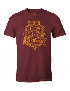 T-shirt Harry Potter - Gryffindor House
