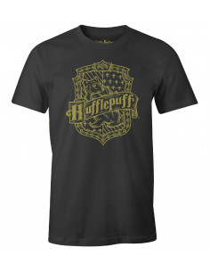 T-shirt Harry Potter - Hufflepuff  School