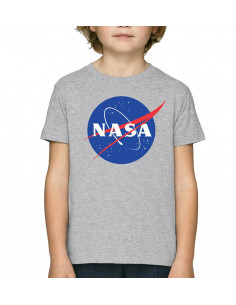 T-shirt NASA Enfant - Logo NASA