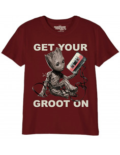 T-shirt Enfant Les Gardiens de la Galaxie - Get Your Groot On