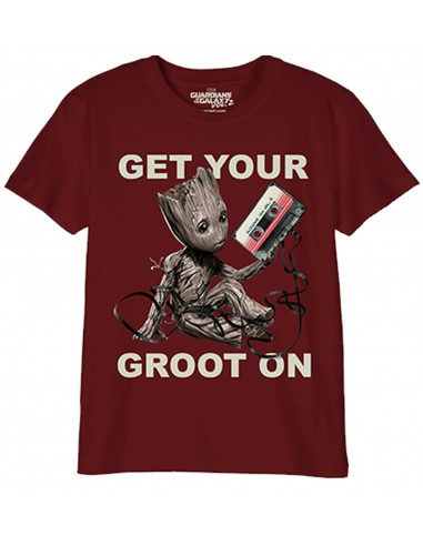 Guardians of the Galaxy Children's T-shirt - Get Your Groot On