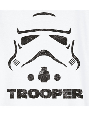 Tshirt Enfant Star Wars - Trooper