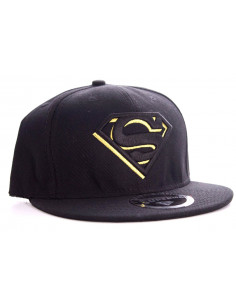 Superman DC Comics Cap - Gold Logo