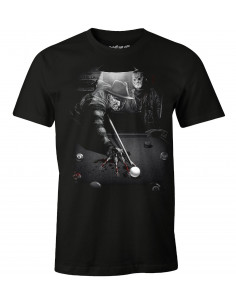 Friday the 13th T-shirt - Freddy & Jason Billard