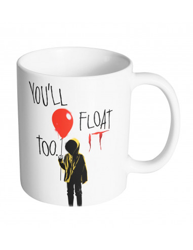Mug Horreur ça It Pennywise - You'll Float too