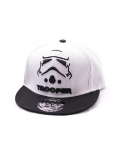 Casquette Star Wars - Storm Trooper