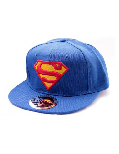 Casquette snapback Superman - Classic logo - Legend Icon