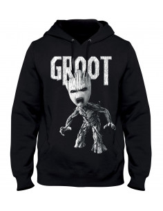 Guardians of the Galaxy Vol. 2 Sweatshirt - Angry Groot
