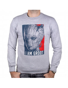 Avengers Infinty War Sweatshirt - I am Groot