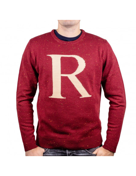 Harry Potter Sweater - Ugly Ron Weasley