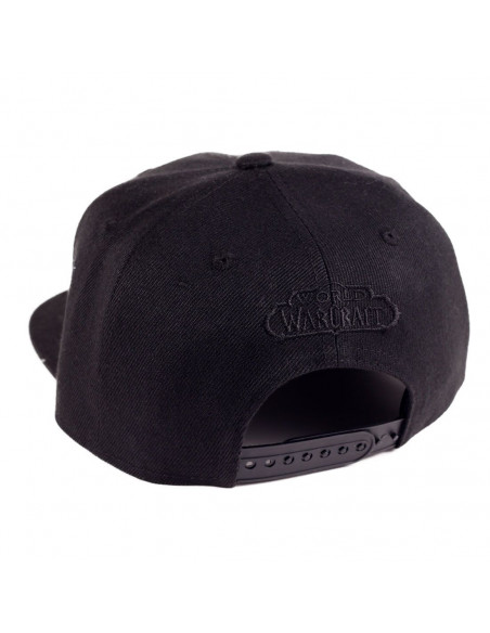 Casquette World of Warcraft - WOW Blackout