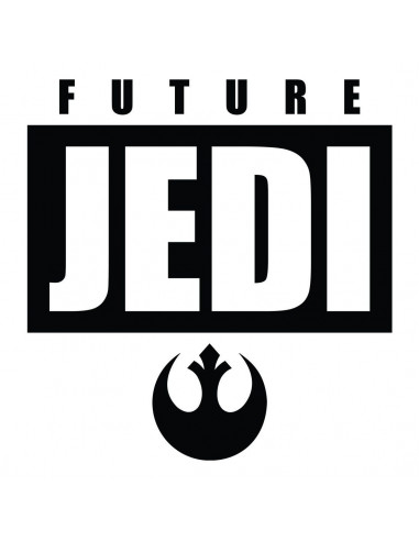 T-shirt Enfant Star Wars - Future Jedi