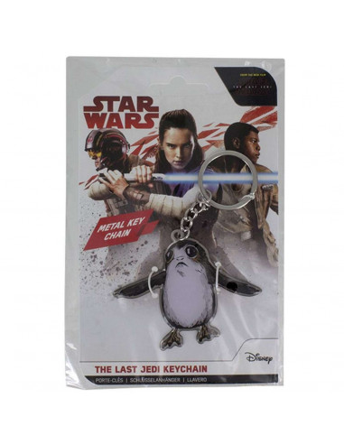 KEY RING - PORG - STAR WARS