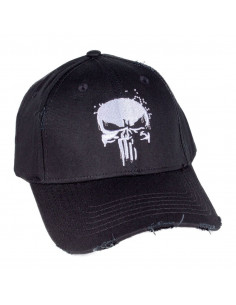 Casquette The Punisher Marvel - Grungy Punisher