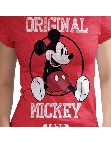 Disney Women's T-shirt - Original Mickey