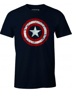 Captain America Marvel T-shirt - The Shield