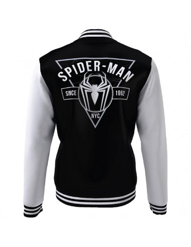 Teddy Spiderman Marvel - Spider College Jacket