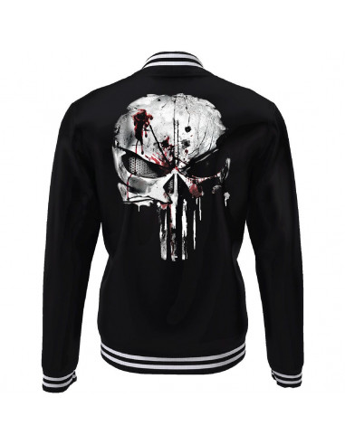 Teddy The Punisher Marvel - Skull