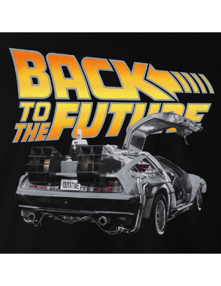 Back to the Future T-shirt - Dologo