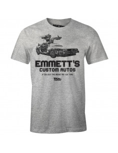 Back to the Future T-Shirt - Emmett's Custom Autos