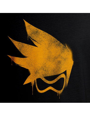 T-shirt Overwatch - Tracer Spray Premium Tee