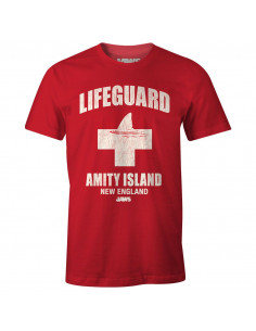 Jaws T-shirt - Amity Island Lifeguard