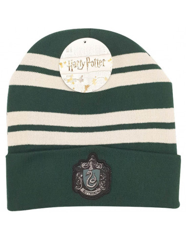 Bonnet Harry Potter - Slytherin Logo