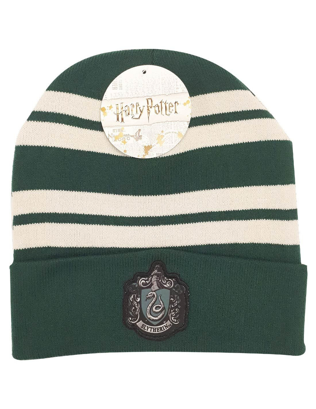Harry Potter Beanie - Slytherin School 9a97953e640